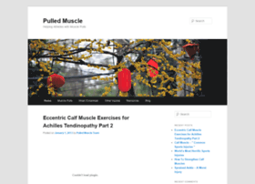 pulled-muscle.com