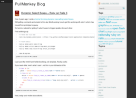 pullmonkey.com