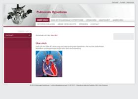 pulmonale-hypertonie.info