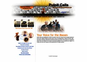 pulpitcalls.com
