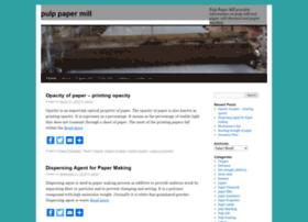 pulppapermill.com