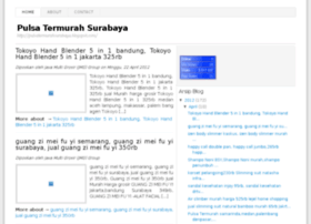 pulsatermurahsurabaya.blogspot.com