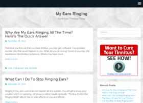 pulsatile-tinnitus-treatment.my-ears-ringing.com