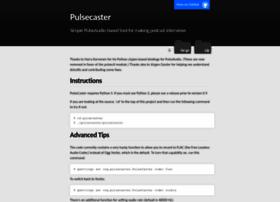 pulsecaster.org