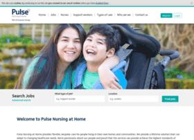 pulsecommunityhealthcare.co.uk