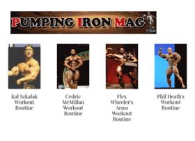 pumpingironmag.com