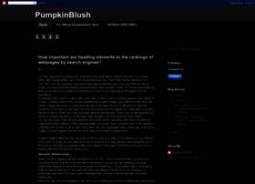 pumpkinblush13.blogspot.com