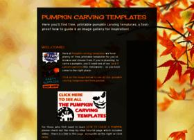pumpkincarvingtemplatessite.blogspot.com