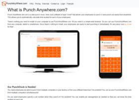 punchanywhere.com