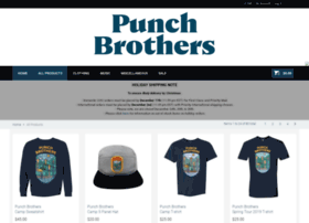 punchbrothers.kungfustore.com