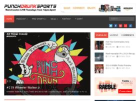 punchdrunksports.com