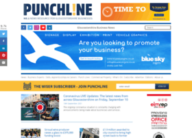 punchline-gloucester.com