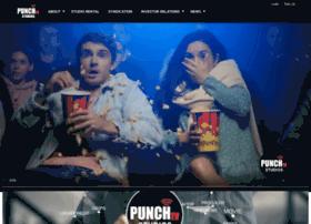 punchtvstudios.com