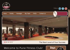 punefitnessclub.com