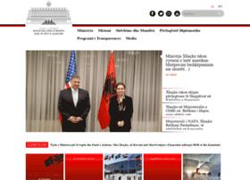 punetejashtme.gov.al