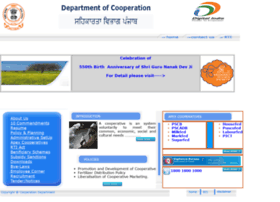 punjabcooperation.gov.in