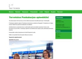 punkaharjunapteekki.fi