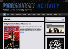 punkanormalactivity.com