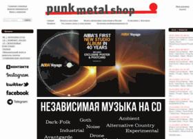 punkmetalshop.ru