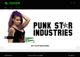 punkstarindustries.com