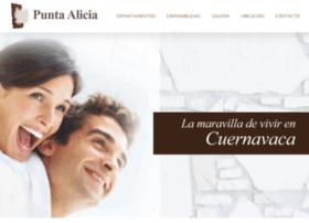 puntaalicia.com