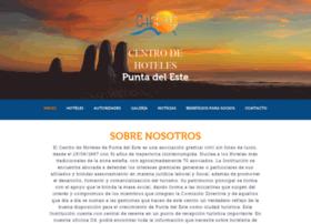 puntadelestehoteles.com