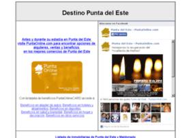 puntadelesteportal.com