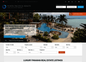 puntapacificarealty.com