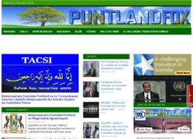 puntlandfox.com