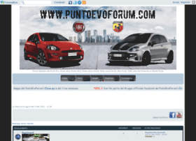puntoevoforum.com