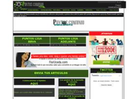 puntoscomunio.com