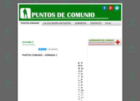 puntosdecomunio.blogspot.com