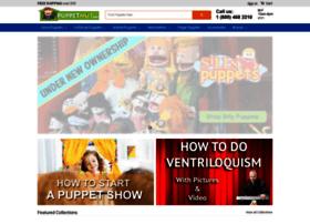 puppethut.com