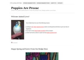 puppiesareprozac.com