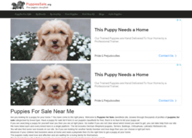puppiessale.org