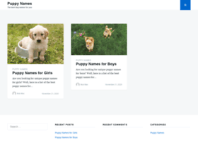 puppy-names.com