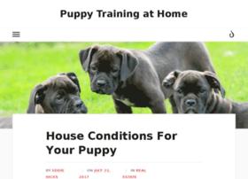 puppy-training-at-home.com