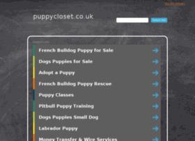 puppycloset.co.uk