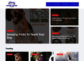 puppylovernews.com