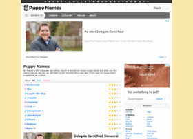 puppynames.com