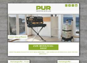 pur-werkzeug.de