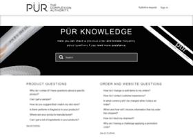 pur.zendesk.com