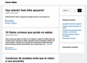 purasfallas.com