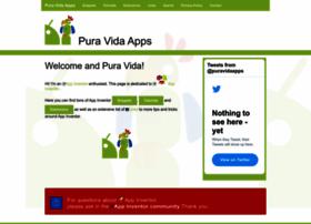 puravidaapps.com