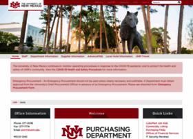 purchase.unm.edu