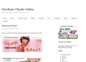 purchasechecksonline.com