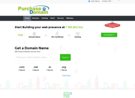 purchasedomain.in