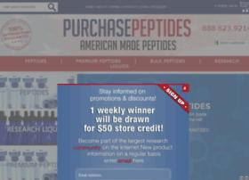 purchasepeptides.com