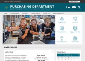 purchasing-capousd-ca.schoolloop.com