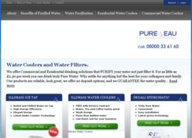 pure-eau.co.uk